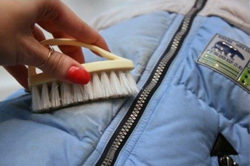 Как сделать сухую чистку дома