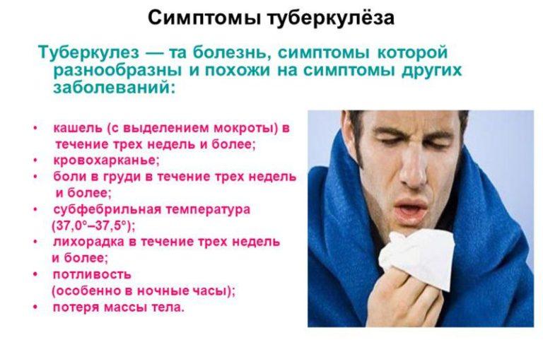 Как проверится на туберкулез в домашних условиях