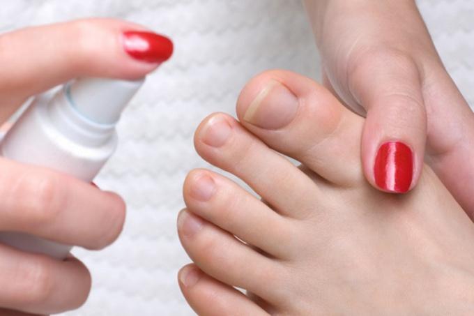 Полечить ногти в домашних условиях 983